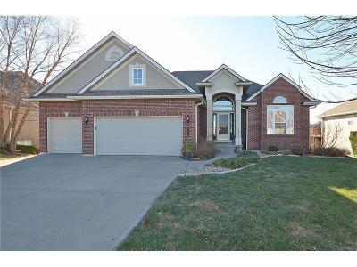 Platte City Single Family Home For Sale: 13110 Woodridge Drive