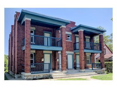 Kansas City Multi Family Home For Sale: 4515 Virginia Avenue