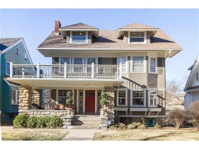 Kansas City Single Family Home Show For Backups: 6124 Walnut Street
