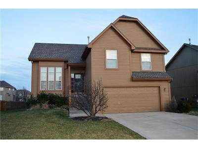 Olathe Single Family Home Show For Backups: 16485 S Ripley Street