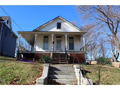 Warrensburg Single Family Home For Sale: 506 N Holden Street