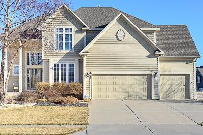 Olathe KS Single Family Home For Sale: $389,900