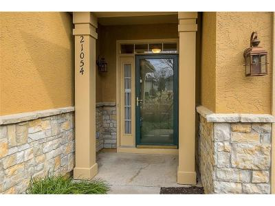 Olathe Condo/Townhouse Show For Backups: 21054 W 118th Terrace