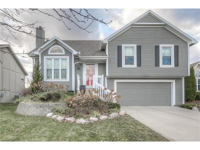 Olathe Single Family Home For Sale: 15914 S Sunset Street