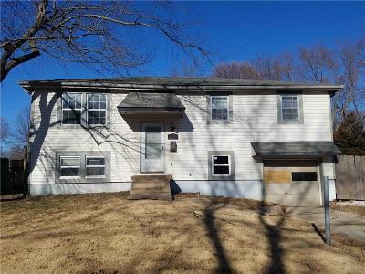 Belton MO Single Family Home For Sale: $80,000