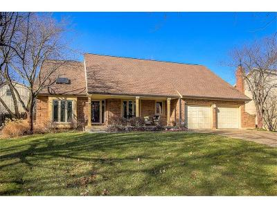Overland Park Single Family Home For Sale: 11284 Hadley Street
