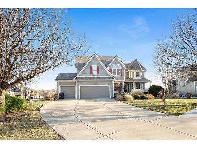 Lenexa Single Family Home For Sale: 21009 W 81st Terrace