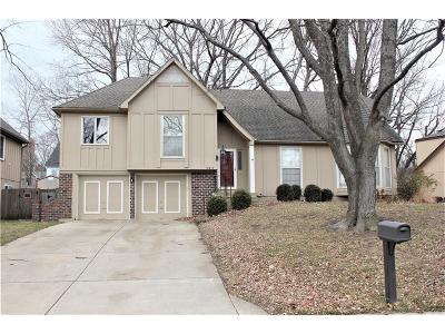 Lenexa Single Family Home For Sale: 10216 Hauser Street