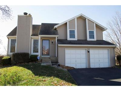 Overland Park Single Family Home Show For Backups: 12363 W 107th Terrace