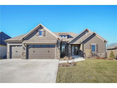 Olathe Single Family Home For Sale: 12352 S Kenton Street