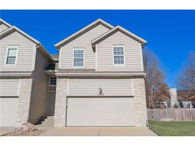 Overland Park Condo/Townhouse Show For Backups: 15532 Floyd Street
