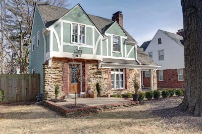 Kansas City Single Family Home For Sale: 7415 Holmes Road