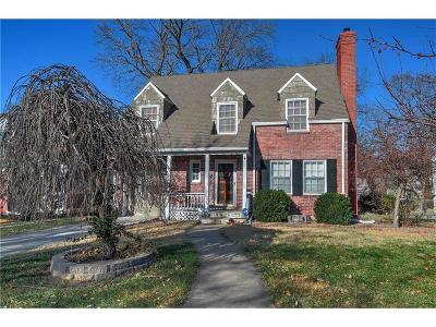 Kansas City Single Family Home Show For Backups: 632 E 70 Street