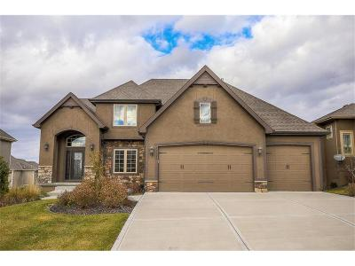 Overland Park Single Family Home For Sale: 11622 W 158th Terrace