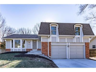 Overland Park Single Family Home Show For Backups: 10043 Knox Drive