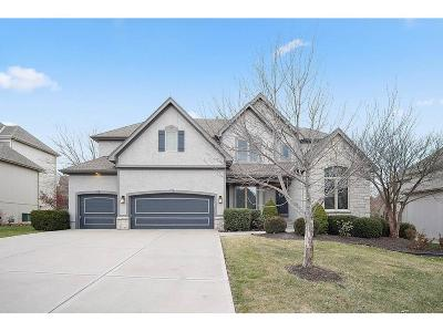 Leawood Single Family Home For Sale: 2628 W 145th Street