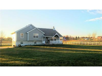 Single Family Home Contingent: 7680 Sharp Lane
