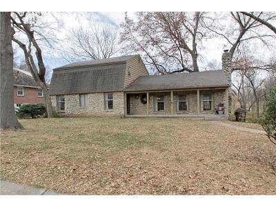 Kansas City Single Family Home For Sale: 6900 Garfield Avenue