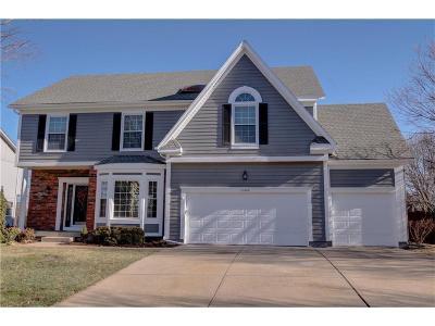 Overland Park Single Family Home For Sale: 12909 Goddard Avenue