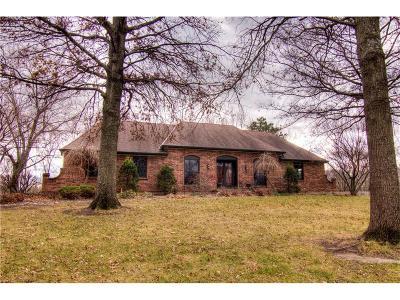 Johnson-KS County Single Family Home For Sale: 6450 W 191st Street