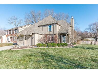 Olathe Single Family Home For Sale: 11349 S Millview Road