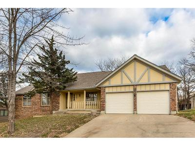 Shawnee Single Family Home For Sale: 6907 Mill Creek Road