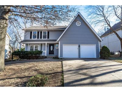 Olathe Single Family Home For Sale: 15745 W Beckett Lane