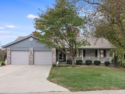 Independence Single Family Home For Sale: 704 S Kisner Drive