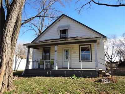 Wyandotte County Single Family Home Show For Backups: 229 Clark Avenue