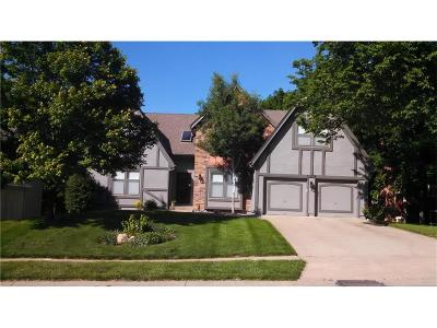 Overland Park Single Family Home For Sale: 11314 W 109 Street
