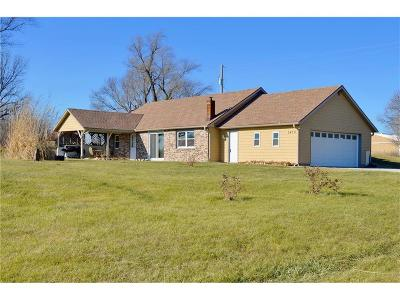 Single Family Home For Sale: 3470 E 116 Highway