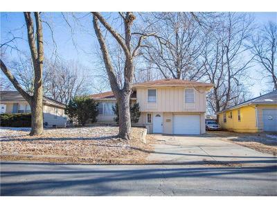 Kansas City Single Family Home For Sale: 11715 Fremont Avenue