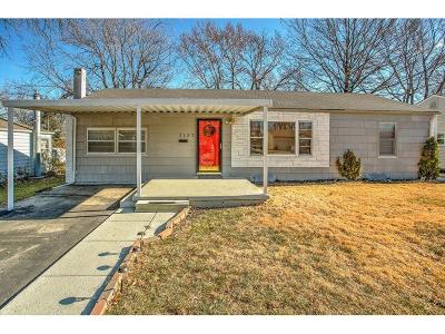 Kansas City Single Family Home For Sale: 3137 S 46th Street