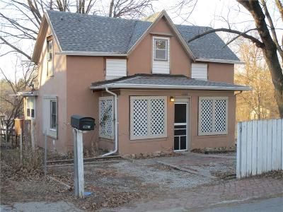Atchison Single Family Home For Sale: 1435 S 8th Street