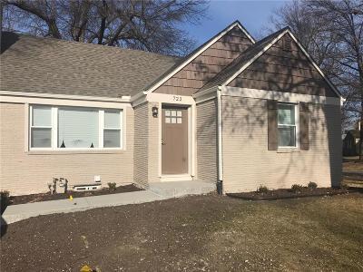 Kansas City Single Family Home For Sale: 722 E 73rd Street