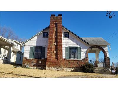 Kansas City Single Family Home For Sale: 2549 Drury Avenue