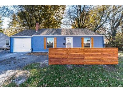Kansas City Single Family Home For Sale: 145 W 85th Street
