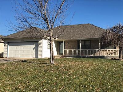 Basehor Single Family Home For Sale: 2617 N 156th Terrace