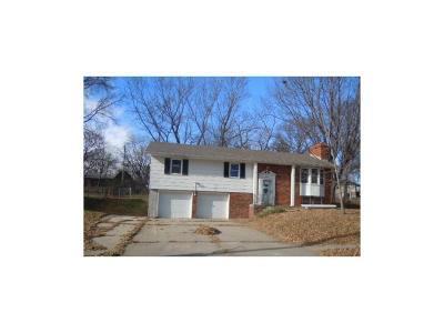 Kansas City Single Family Home For Sale: 2850 N 79th Street