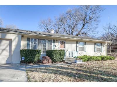 Kansas City Single Family Home For Sale: 404 W 91st Street