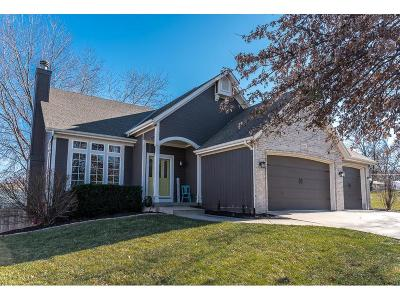 Basehor Single Family Home For Sale: 3313 N 156th Terrace