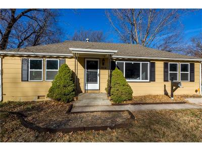 Single Family Home Sold: 7810 W 65th Terrace