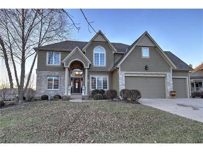 Overland Park Single Family Home For Sale: 14704 Wedd Street