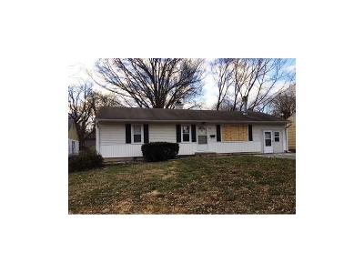 Kansas City Single Family Home Auction: 11114 Herrick Avenue