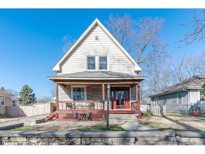 Kansas City Single Family Home For Sale: 5534 Clark Avenue