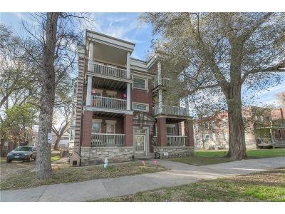 Kansas City Multi Family Home For Sale: 1222 Benton Boulevard