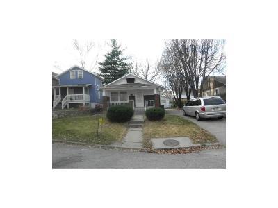Kansas City Single Family Home For Sale: 328 N Thorpe Street