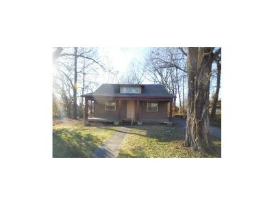 Kansas City Single Family Home For Sale: 1347 Freeman Avenue