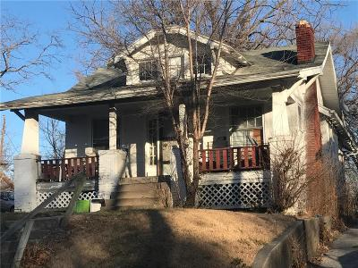 Kansas City Single Family Home For Sale: 4511 Park Avenue