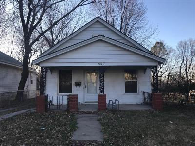 Kansas City Single Family Home For Sale: 2226 Denver Avenue